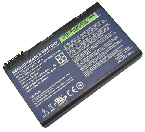 Acer Travelmate 4283wlmi Battery Photo