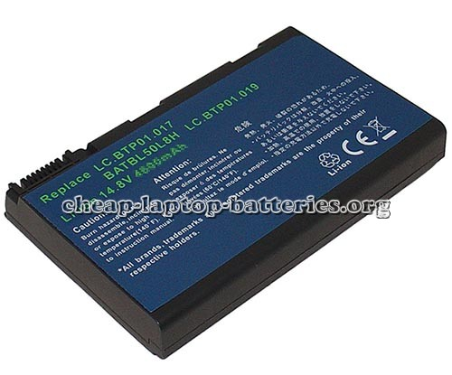Acer Travelmate 5210 Battery Photo