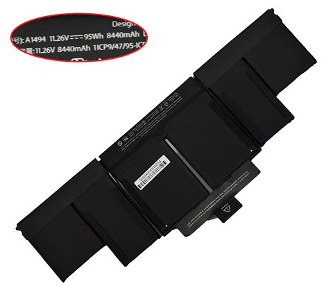 Apple a1494 Battery Photo