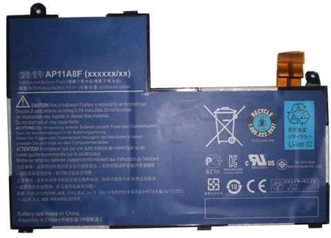 Acer ap11a8f Battery Photo