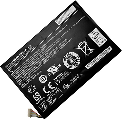 Acer Iconia w510-1654 Battery Photo