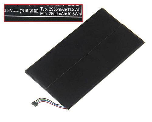 Acer Iconia Tab b1-720 Battery Photo