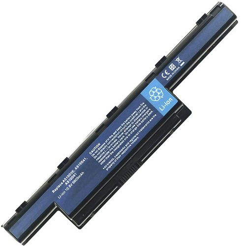 Acer Travelmate tm5742 x732dhbf Battery Photo