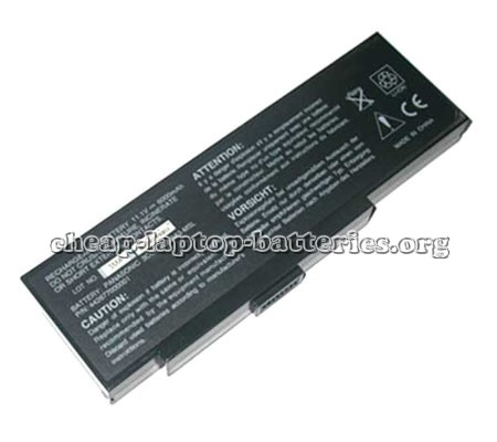Fujitsu Siemens Amilo k7600 Series Battery Photo