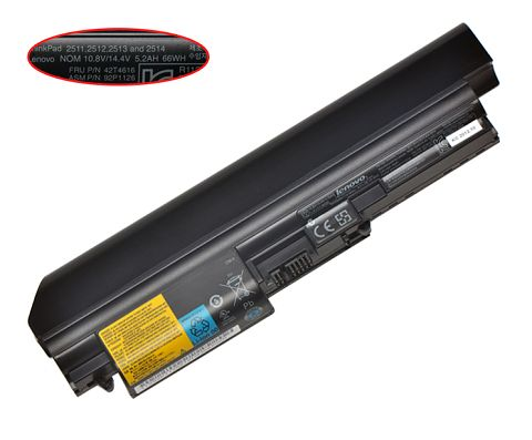 Ibm Thinkpad z60t Battery Photo