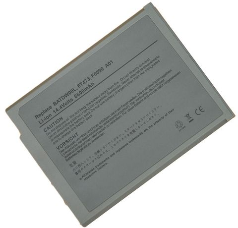 Dell Inspiron 5100 Battery Replacement 6600mah Inspiron