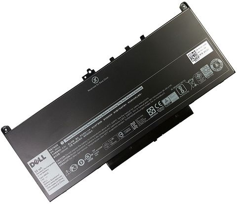 Dell j6oj5 Battery Photo