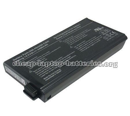 Fujitsu Siemens Amilo A-1630 Widescreen Battery Photo